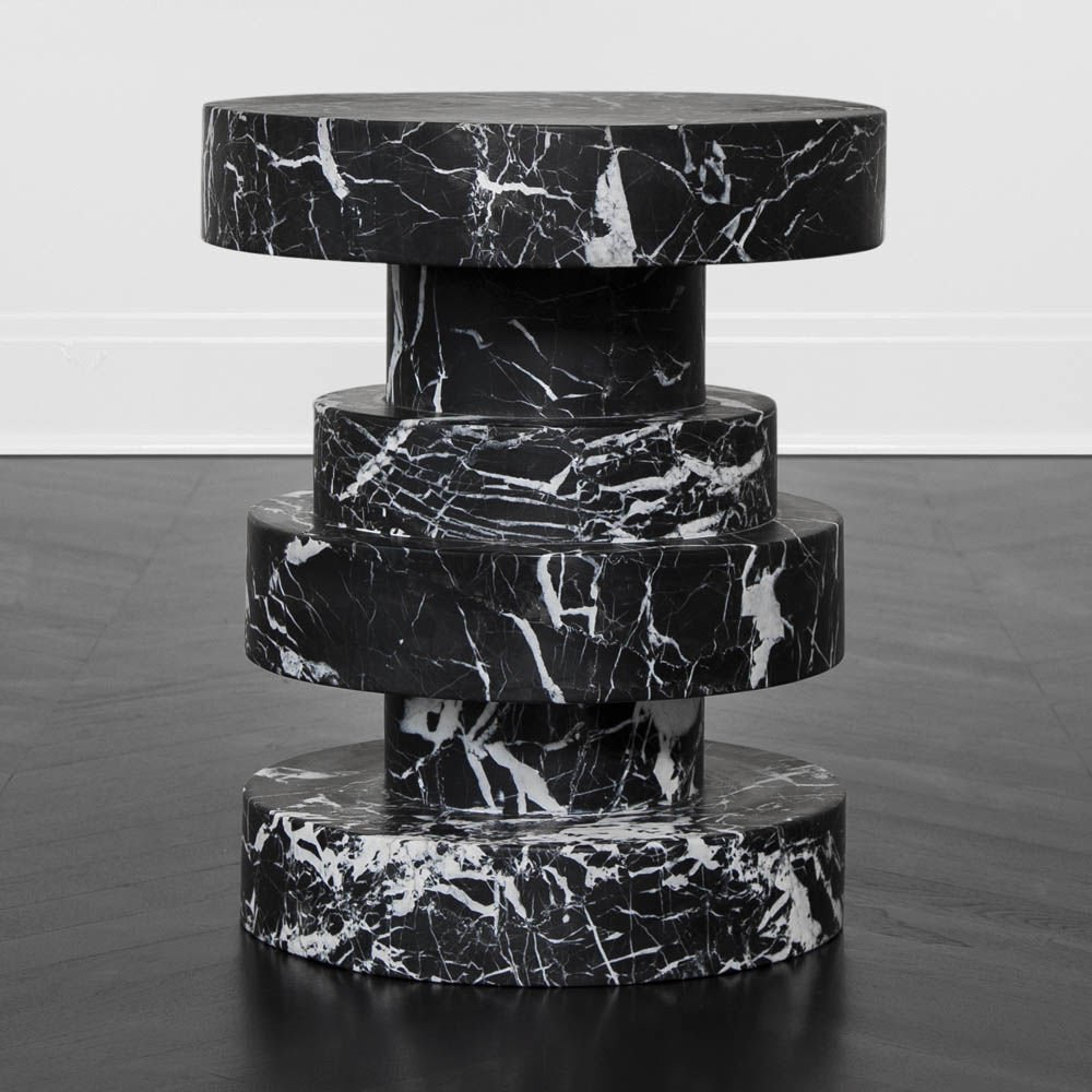 Kelly Wearstler Apollo Side Table/Stool