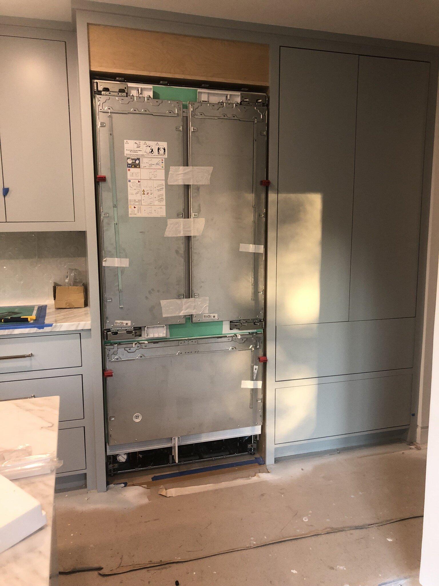 Yes, that's a fridge
