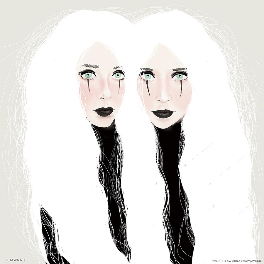 Word:  Twin