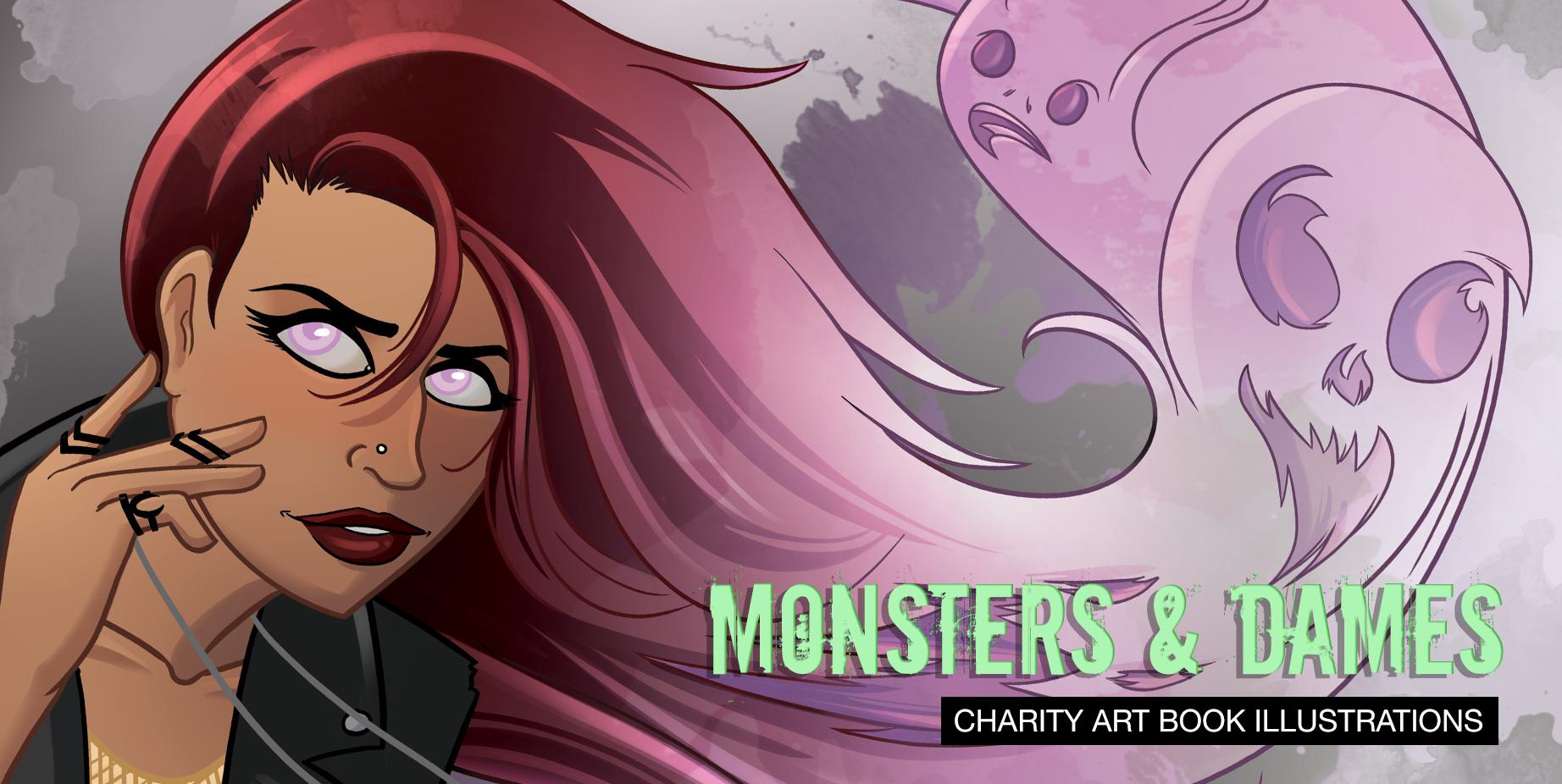 MonstersAndDames-DenisCaron-Art-2017-Illustrations.png