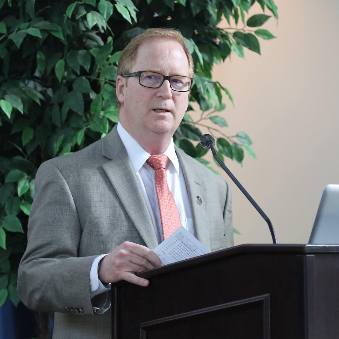 Dr. Michael Lairmore, Dean of the UC Davis School of Veterinary Medicine