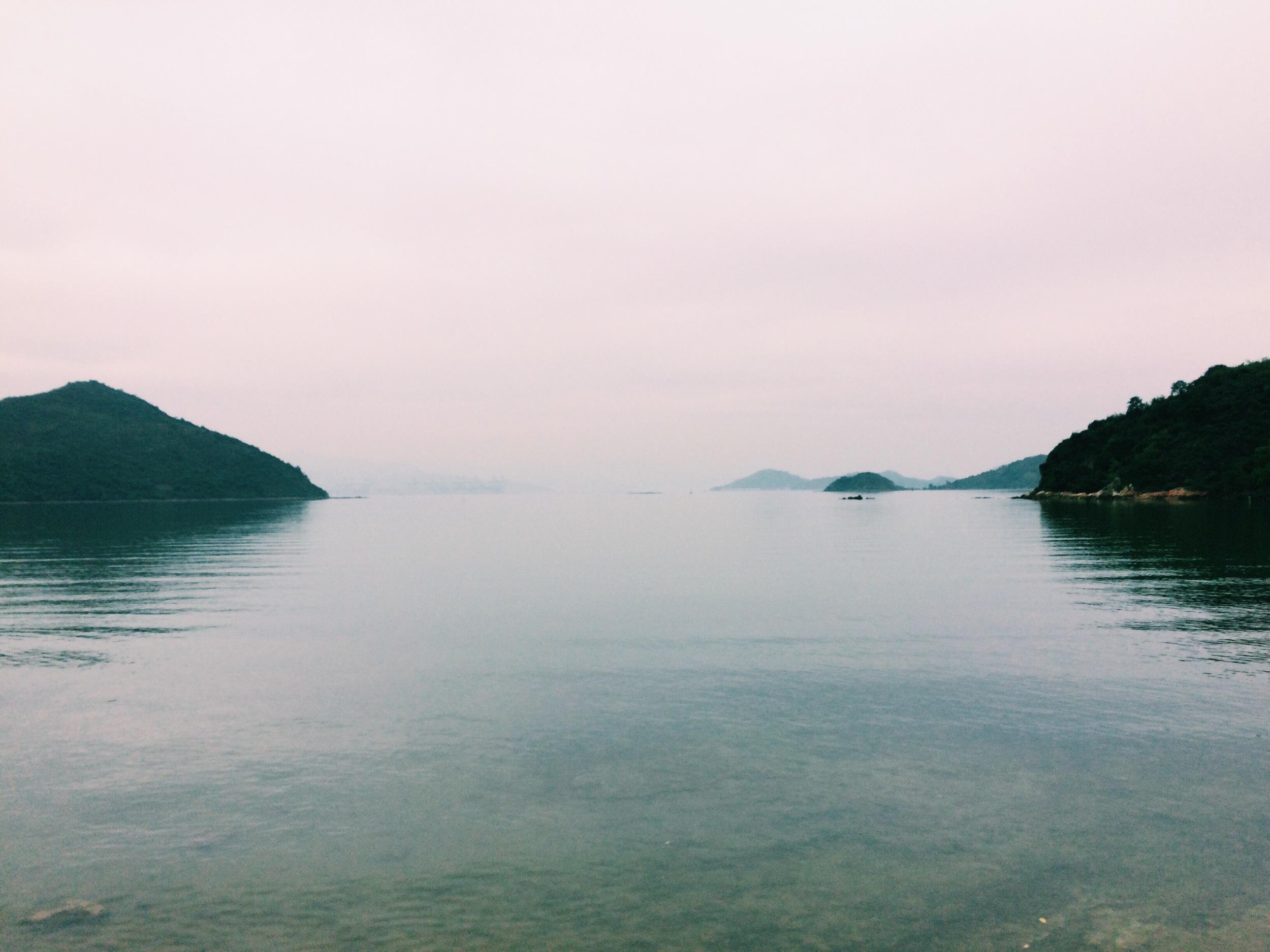 The reservoir.