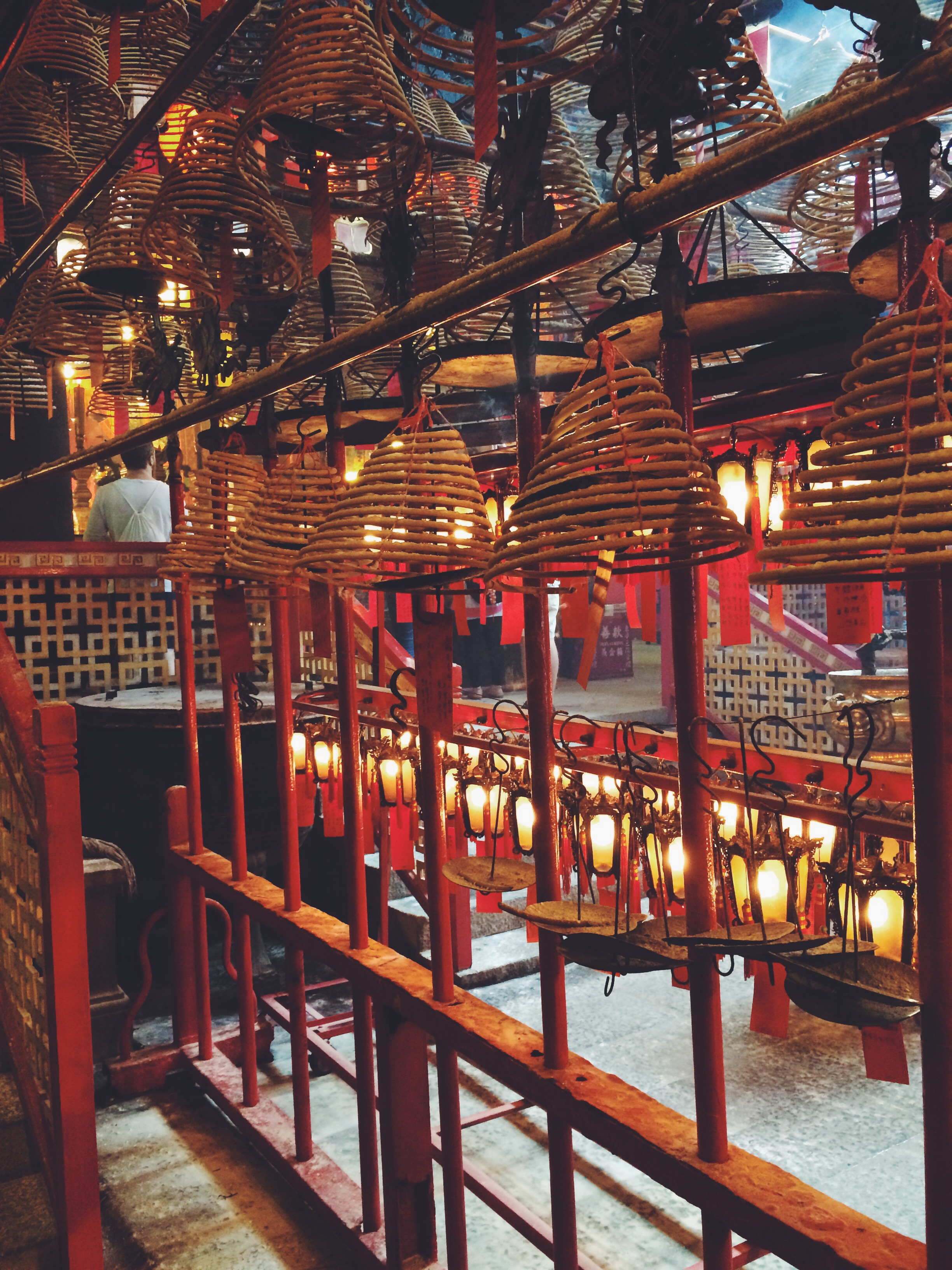 Man Mo Temple.