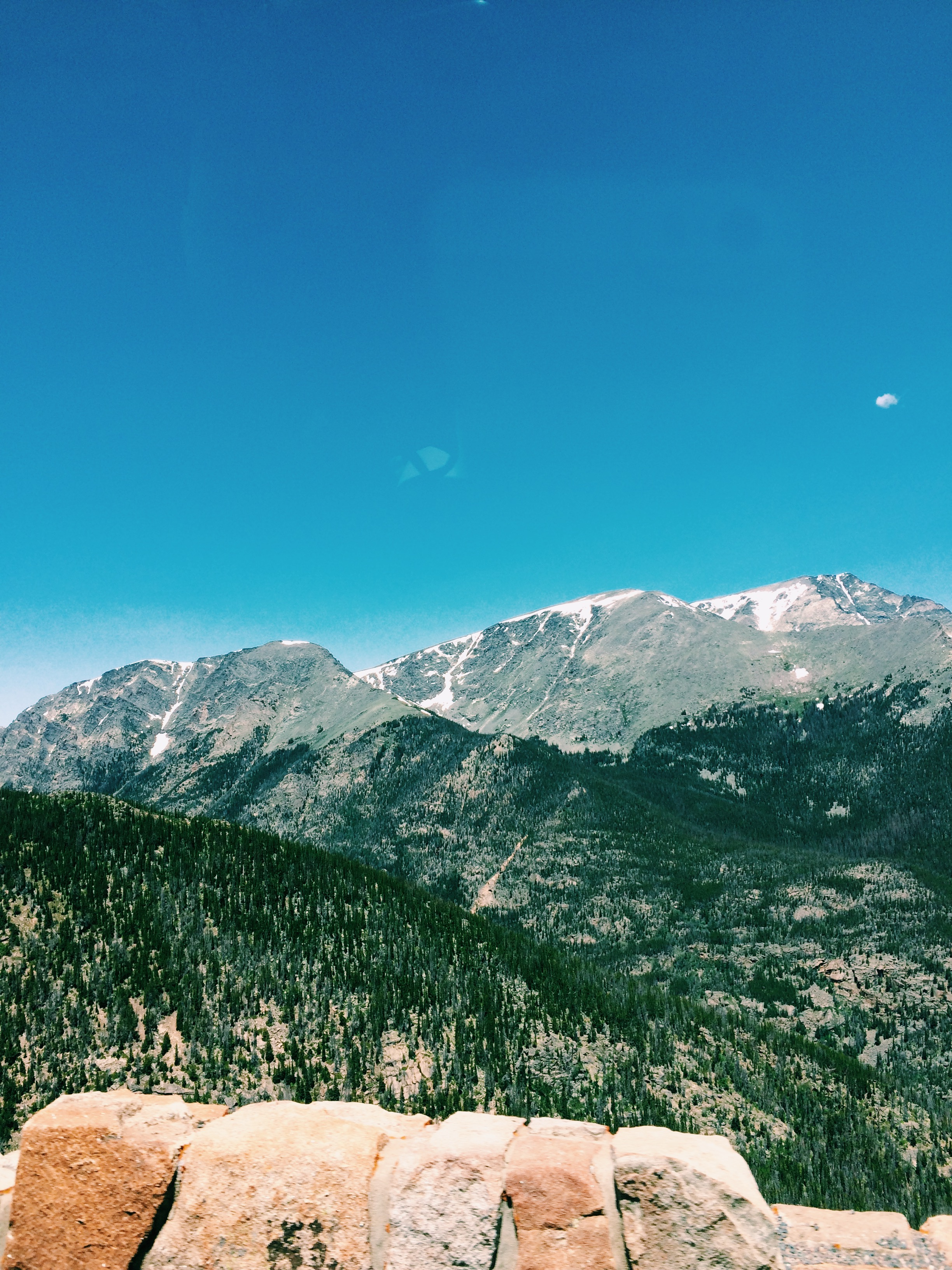 Rocky Mountain National Park.