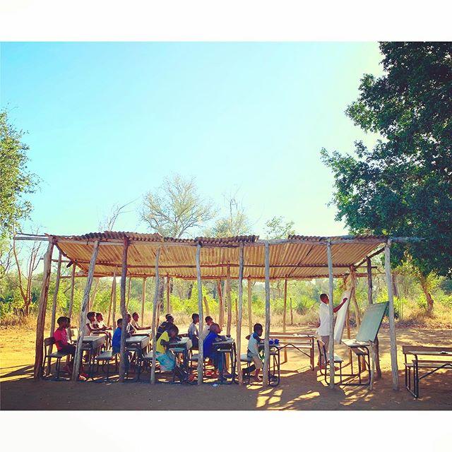 Covane Village primary school.