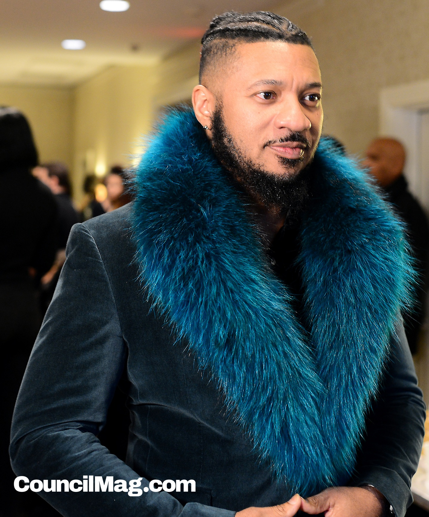 """""""We have over 300 models auditioning for the top spots of fashion week."""" - Ean Williams, executive director of DC Fashion Week"""