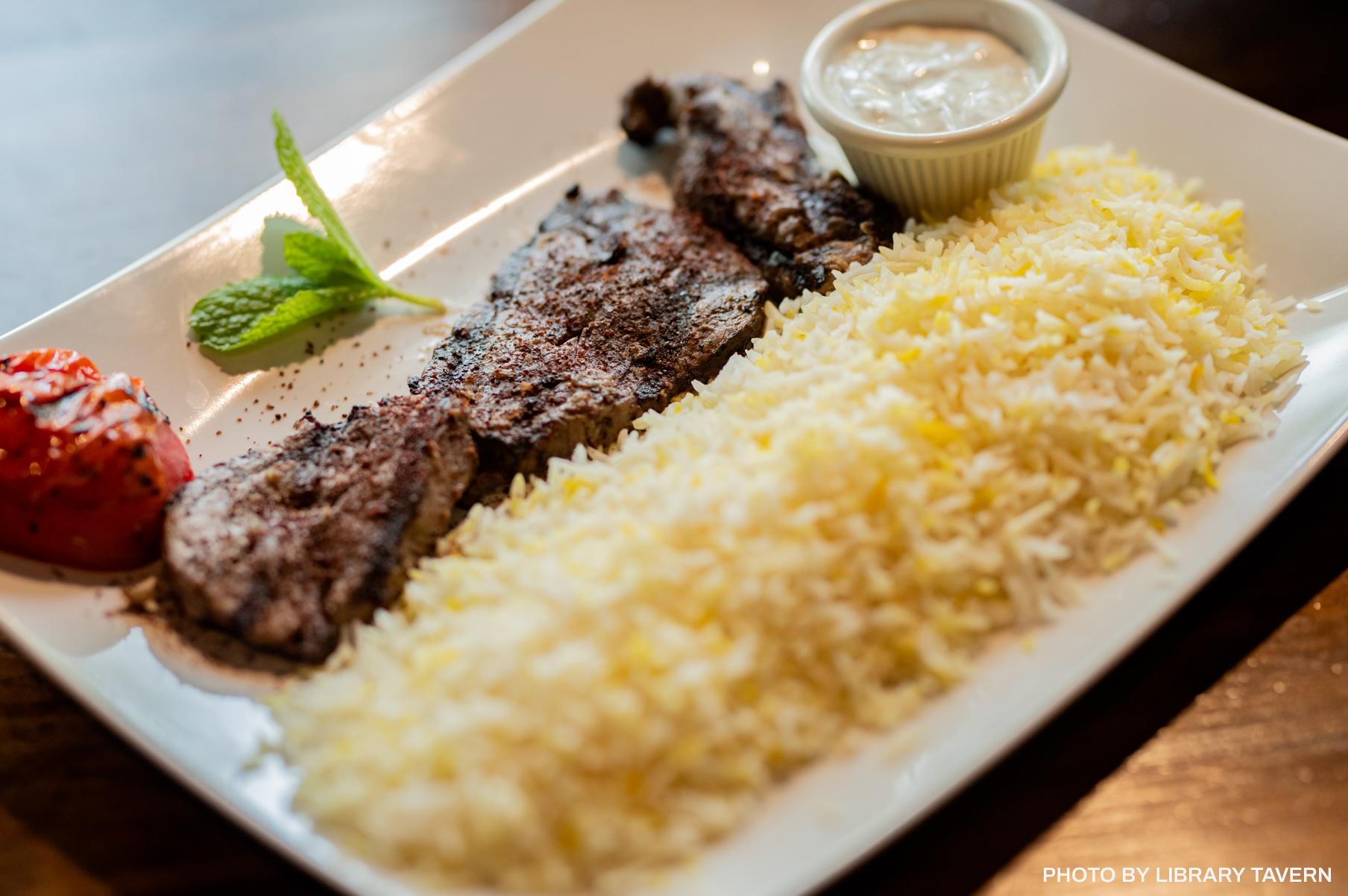 Filet Kabob