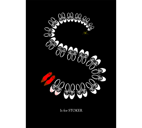 S is for Stoker by Meagan Hyland