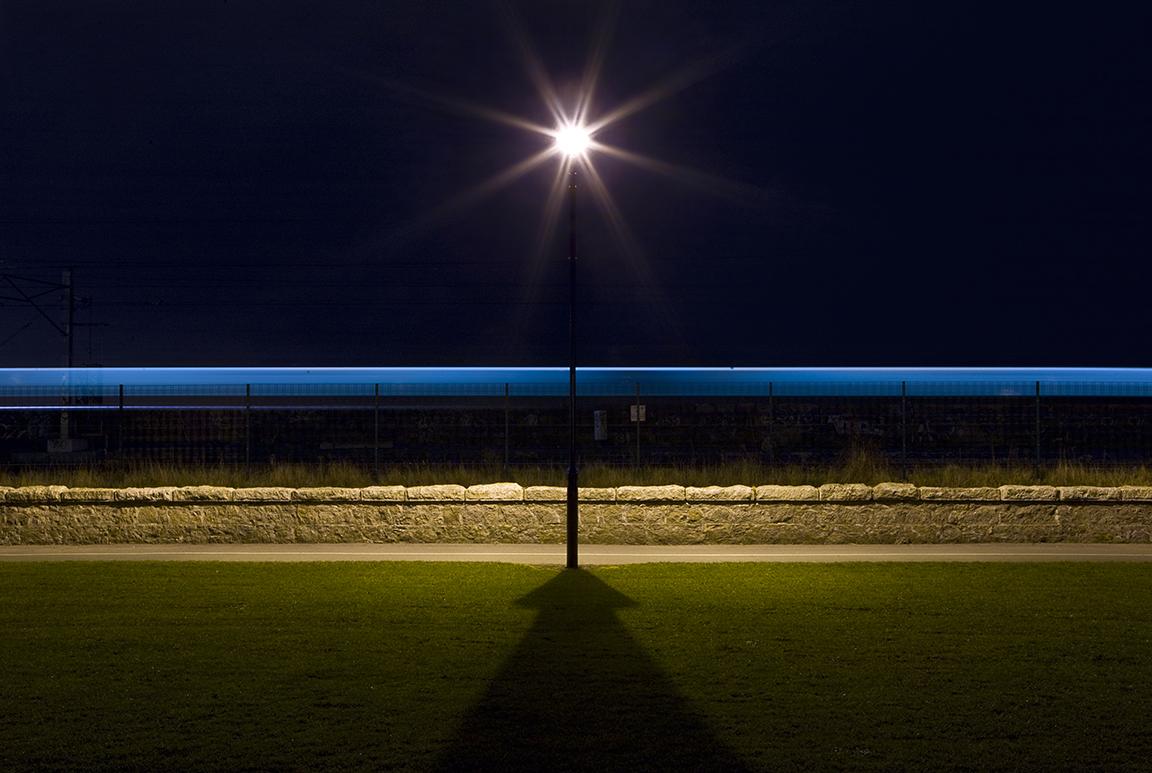 Dart Light by Jamie Saunders