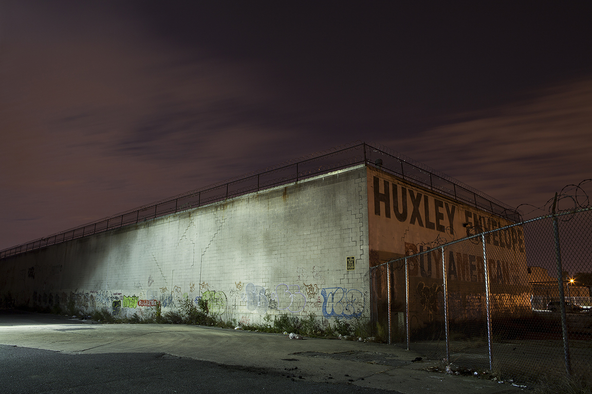 Huxley by Jamie Saunders
