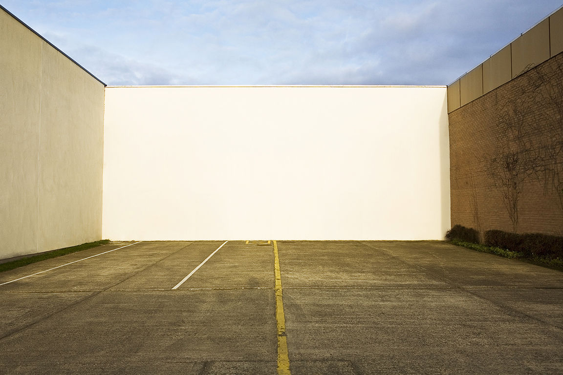 Wall by Jamie Saunders