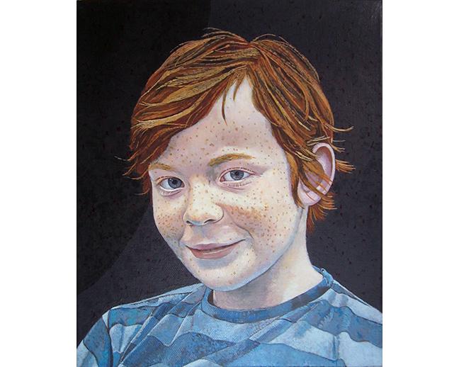 Portrait of Joe by Stephen Murphy
