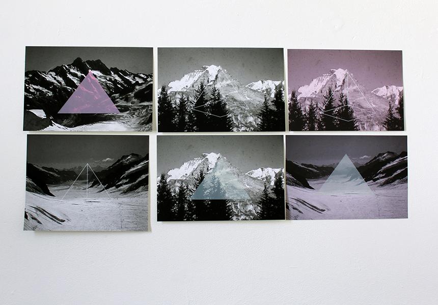 Inkjet and Silkscreen Prints
