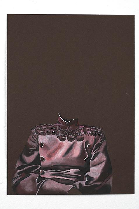 10.Paraic Leahy, Jim- from The Honourable Gentlemen Series,Watercolour on Paper, 27x36cm,2013..jpg
