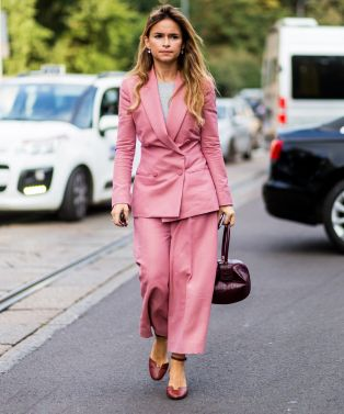 How To Find (& Buy) The Perfect Pantsuit