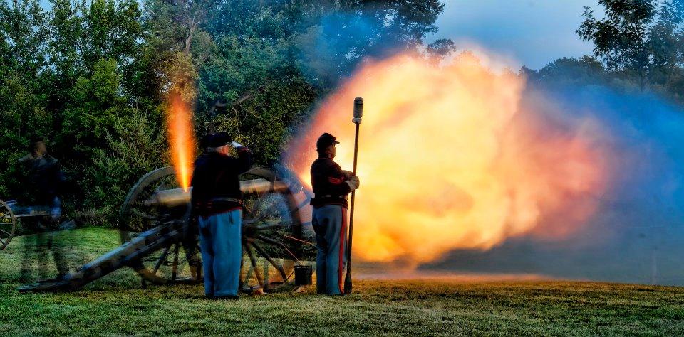 Contact Artillery Commander,  Tim Rack,  to join the artillery.   timlin33@hotmail.com