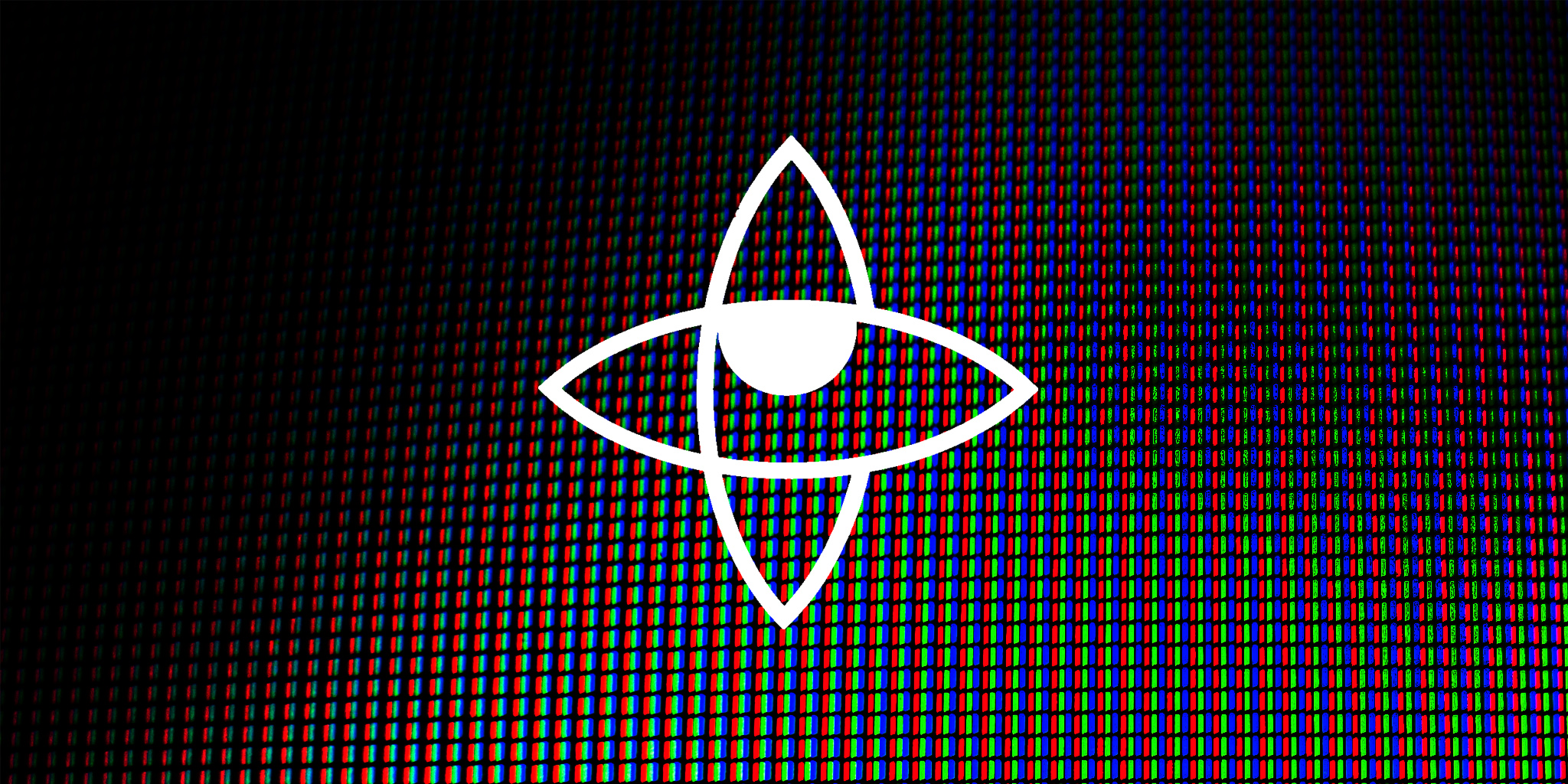 IDENTITY  Futuravision  The technology conference for all things human technology related, needed a logo that communicated vision, humanity and dynamic energy. The spinning eye motif doubled as an isotope-like atom icon.