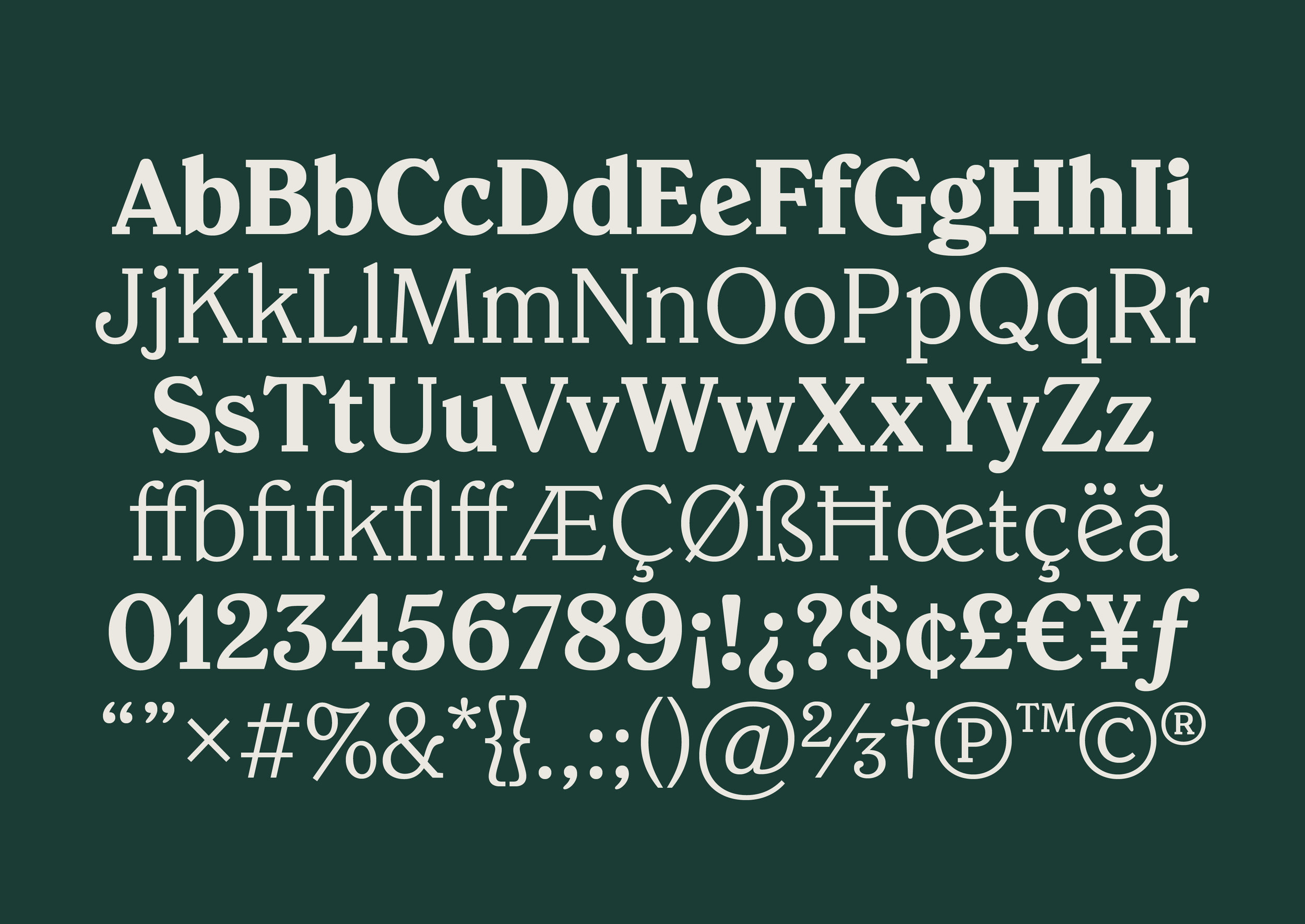 Chobani® Serif
