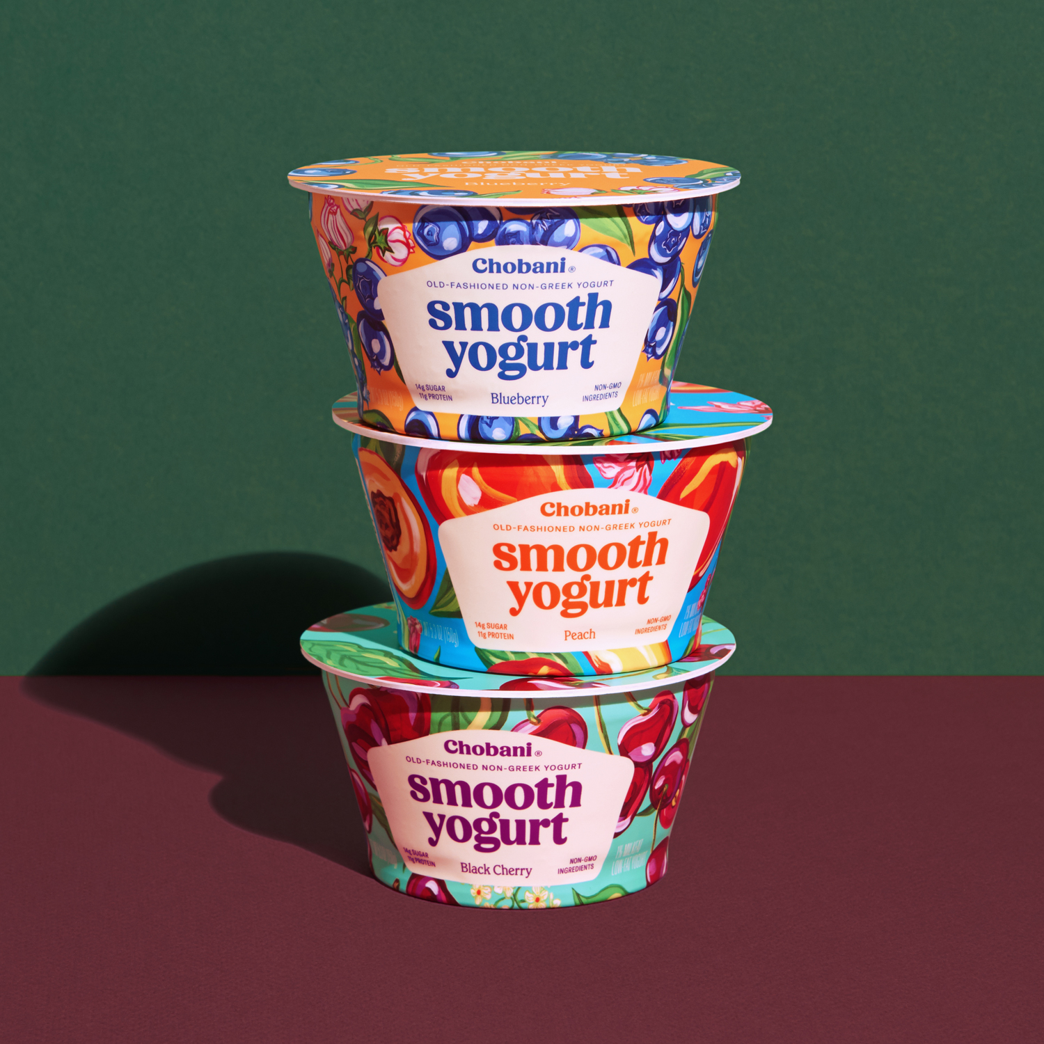 Chobani® Smooth (single-serve)