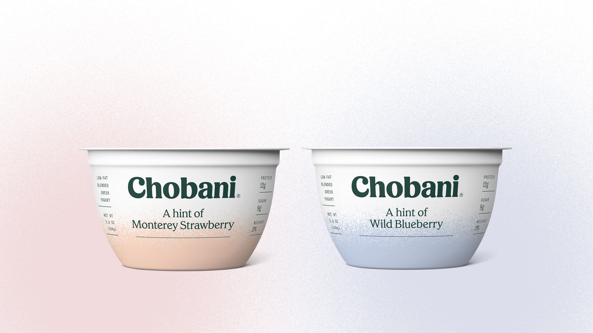 "Chobani® ""A hint of …"""