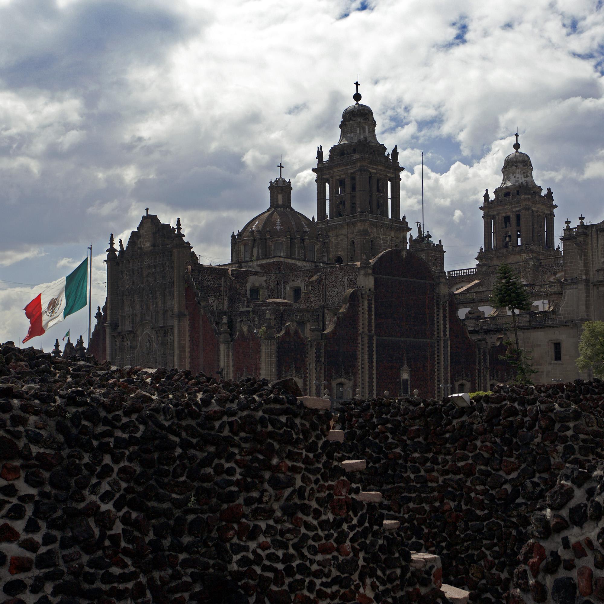 México Distrito Federal - Zócalo