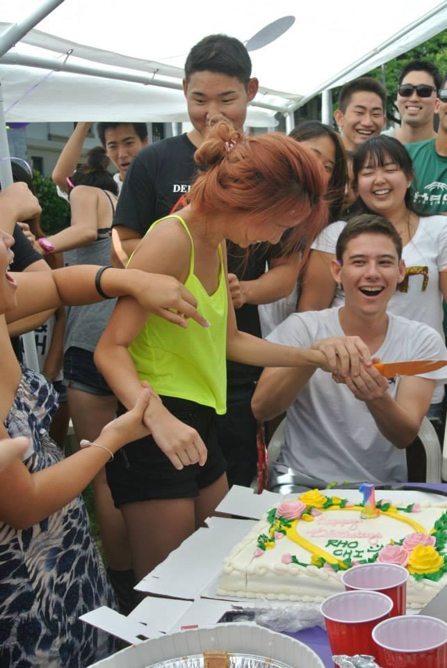 Rho Chi's 1st Birthday!