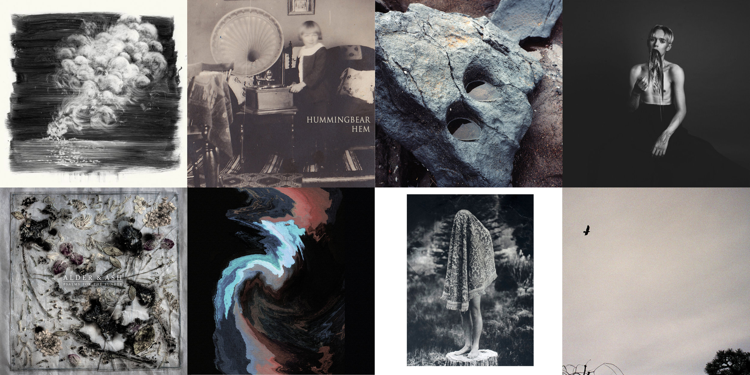 Lost Tribe Sound's - Best Albums of 2016