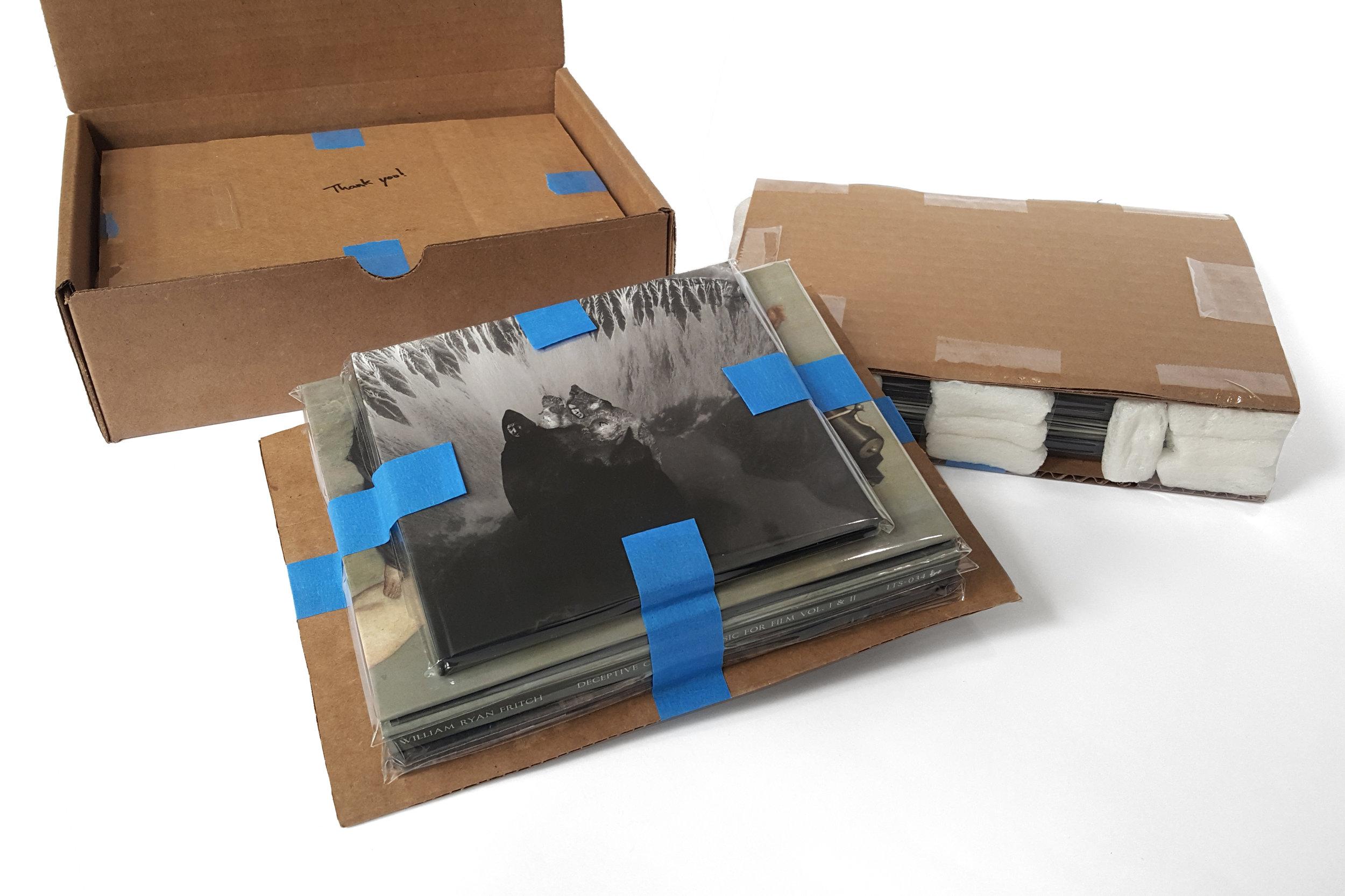 Fell Series Packing CD Bundle.jpg