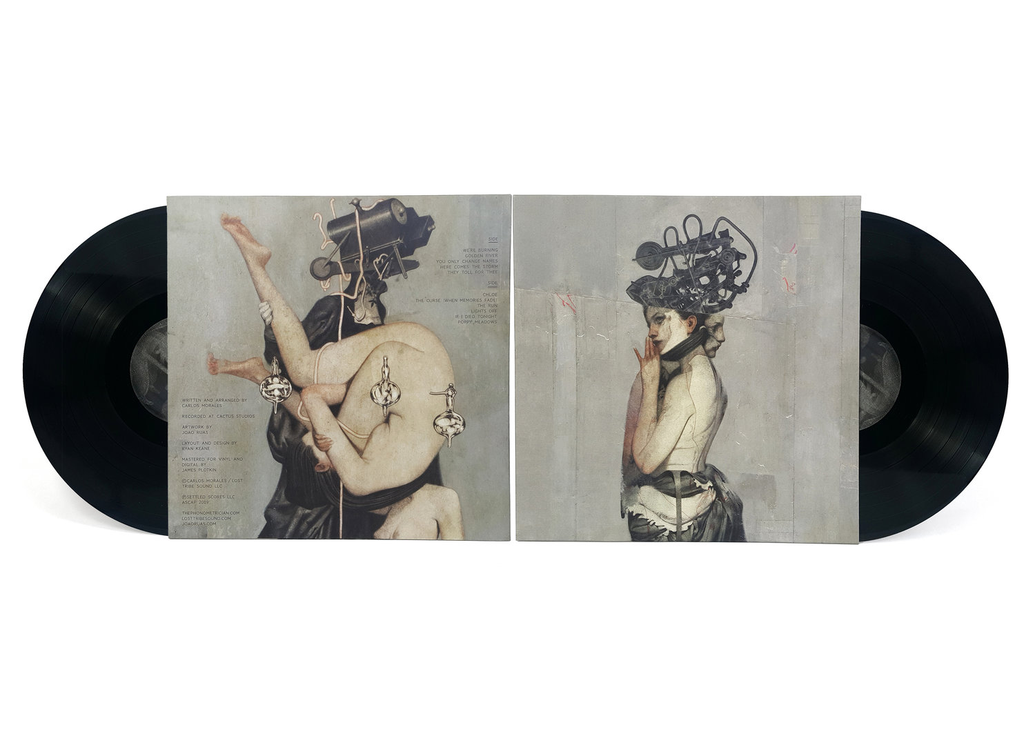 Fell To Shadow Subscription Series - Vinyl Bundle — Lost