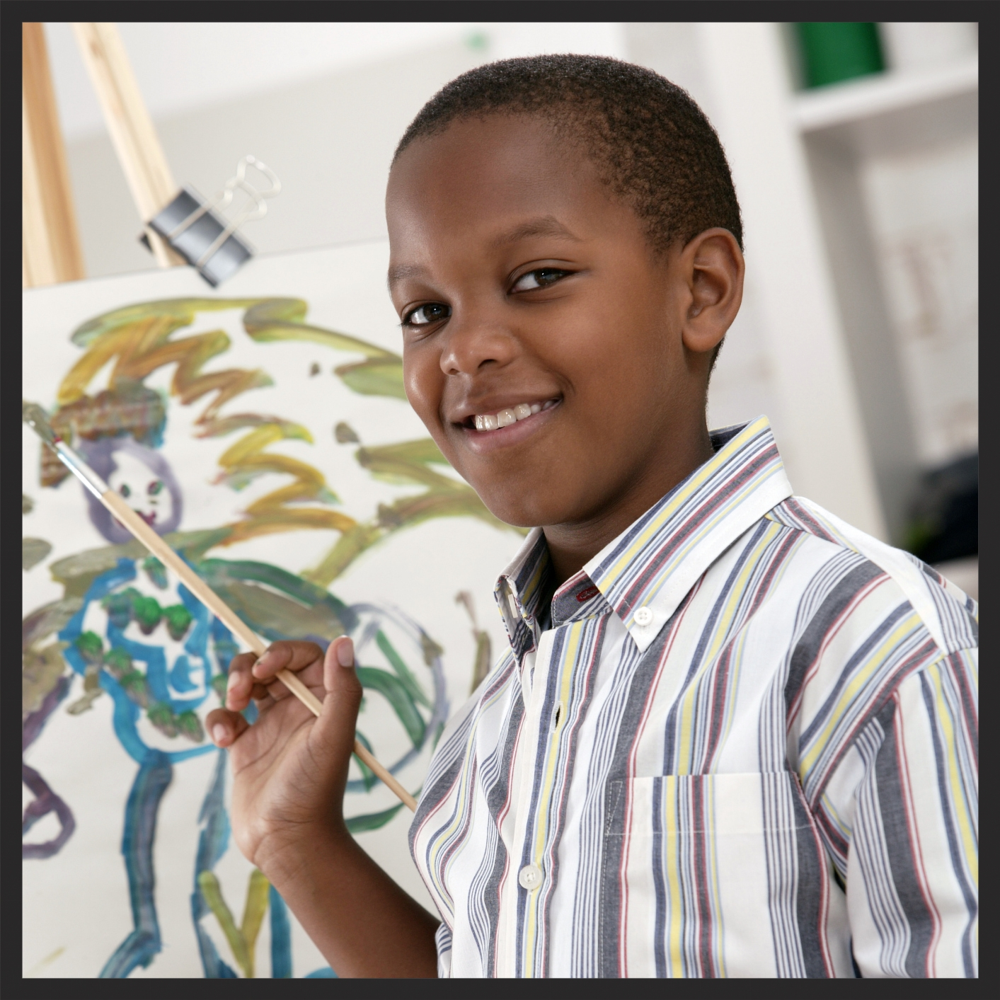 Click to find out more about Art Classes for 8-13 Year Olds