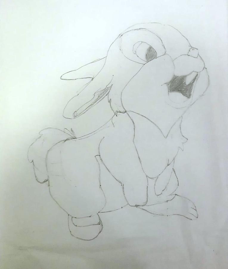 BY: MONSERRAT DETTmer, age: 11, pencil