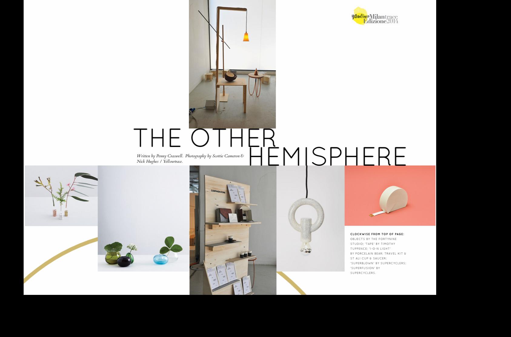 MILANTRACE   Edizione 2014. Milan Design Week Review..png