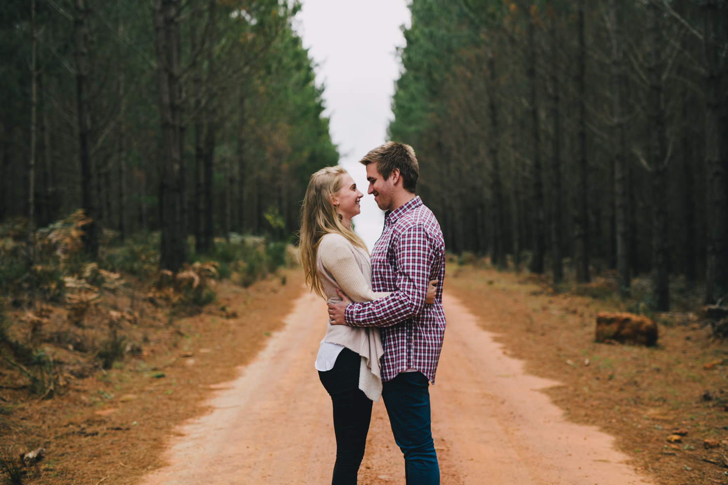Callum & Abbey - Penrose State Forest, Mountain, Engagement-3.jpg