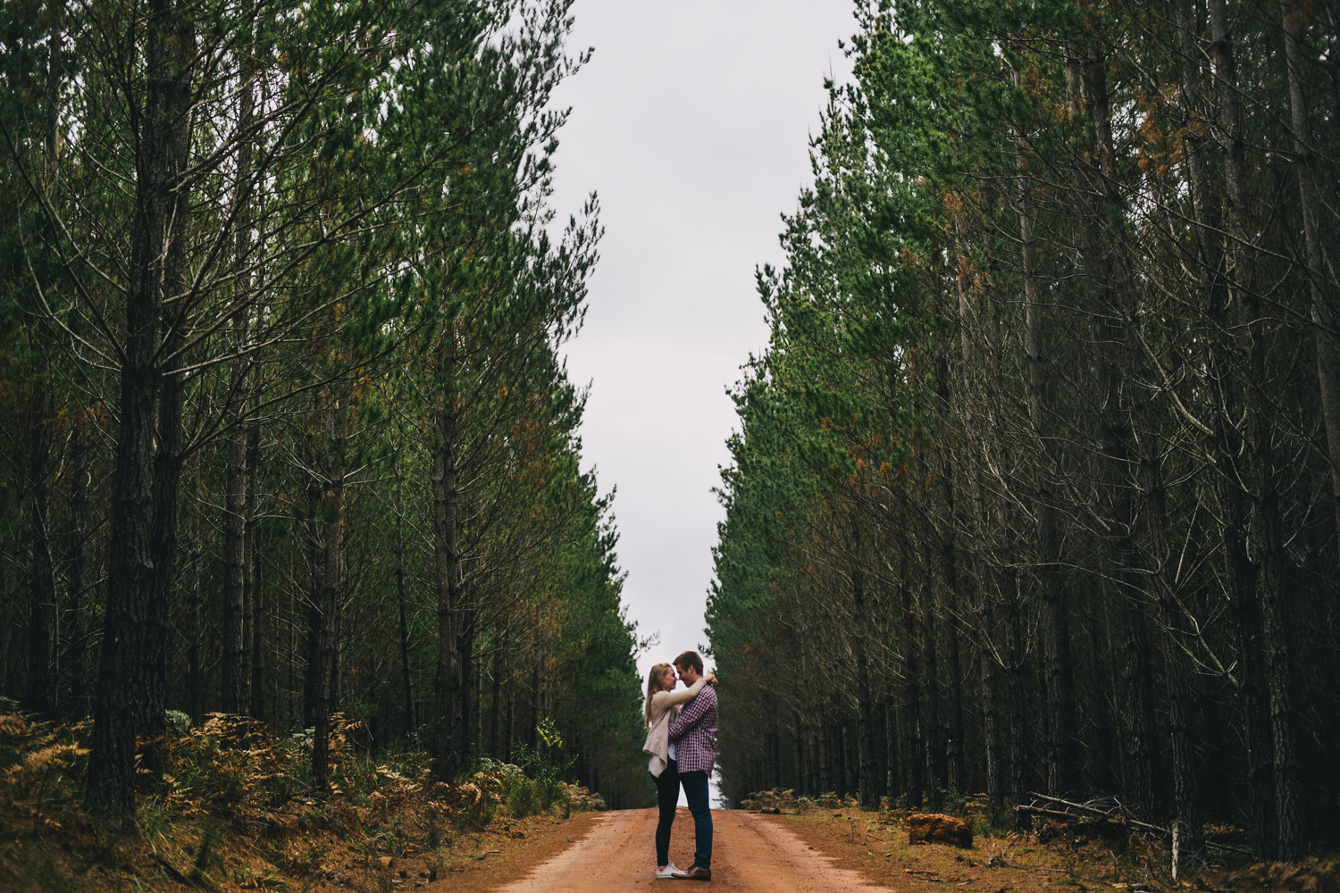 Callum & Abbey - Penrose State Forest, Mountain, Engagement-2.jpg