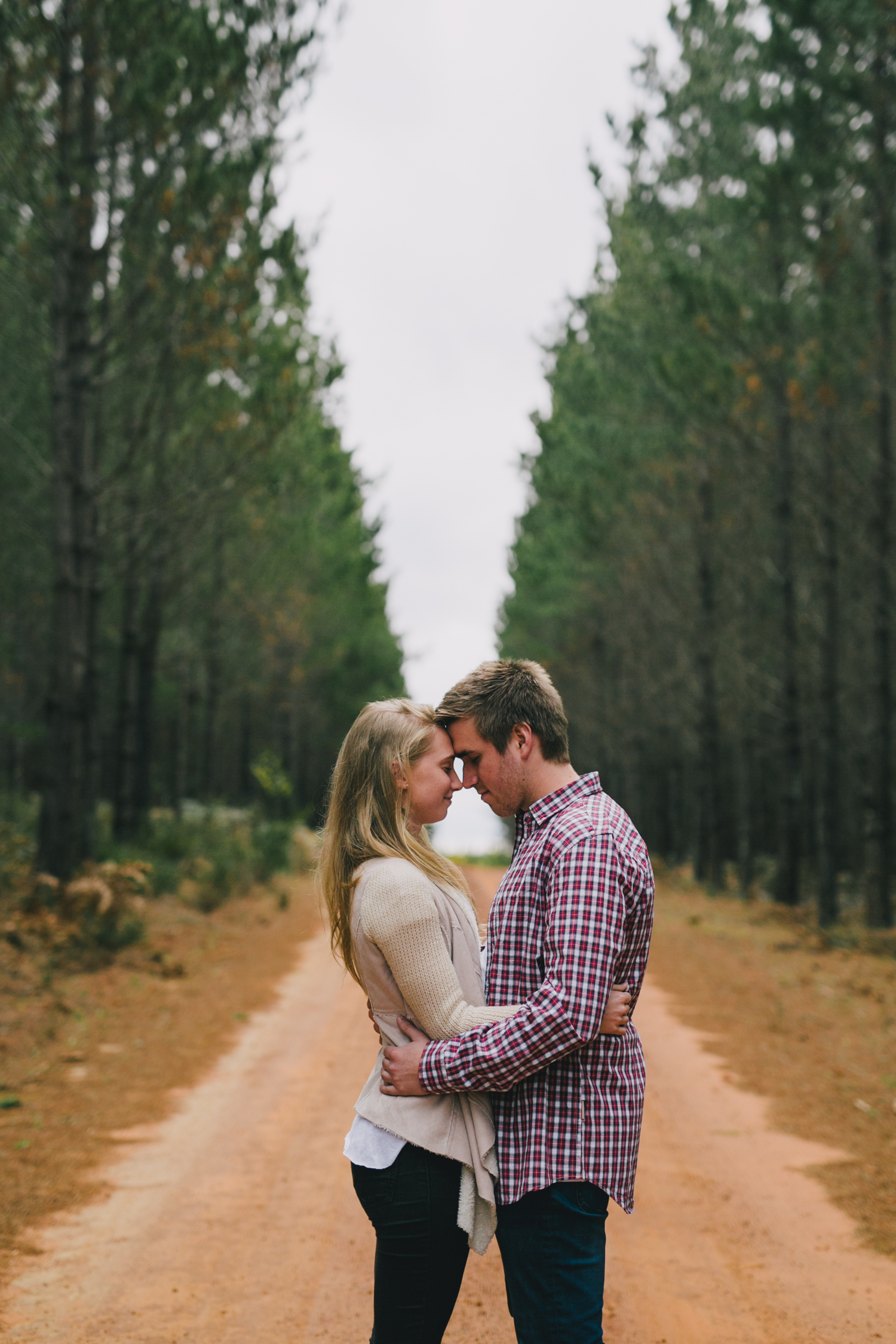 Callum & Abbey - Penrose State Forest, Mountain, Engagement-7.jpg