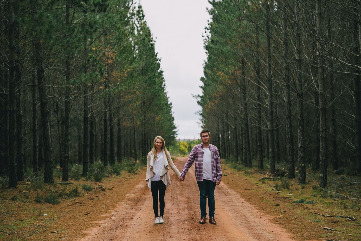 Callum & Abbey - Penrose State Forest, Mountain, Engagement-10.jpg