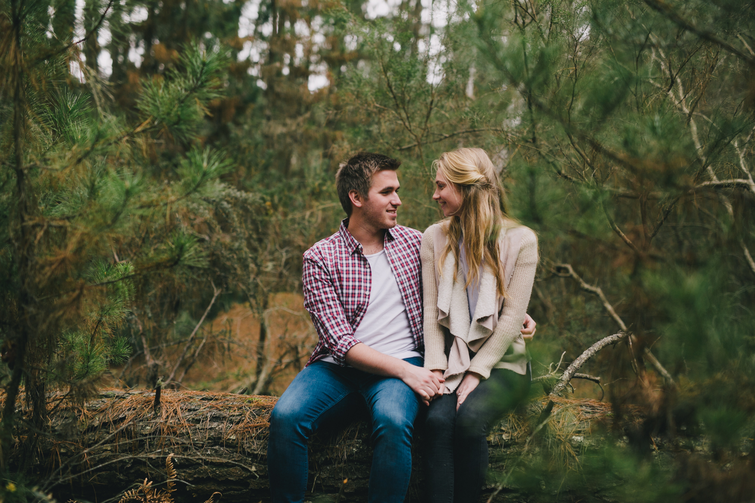 Callum & Abbey - Penrose State Forest, Mountain, Engagement-27.jpg