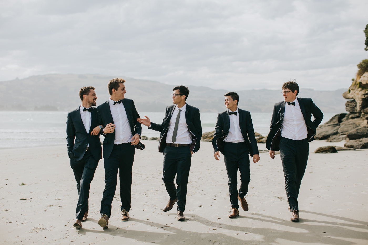 Ariana & Tim - Dunedin, New Zealand Wedding - Destination Wedding - Samantha Heather Photography-145.jpg