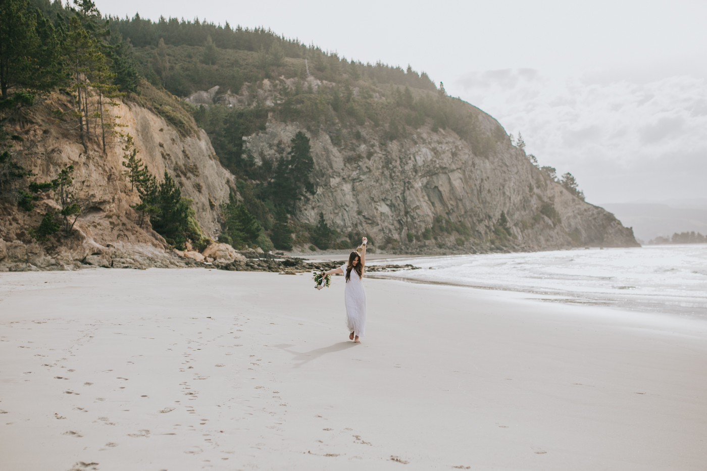 Ariana & Tim - Dunedin, New Zealand Wedding - Destination Wedding - Samantha Heather Photography-165.jpg