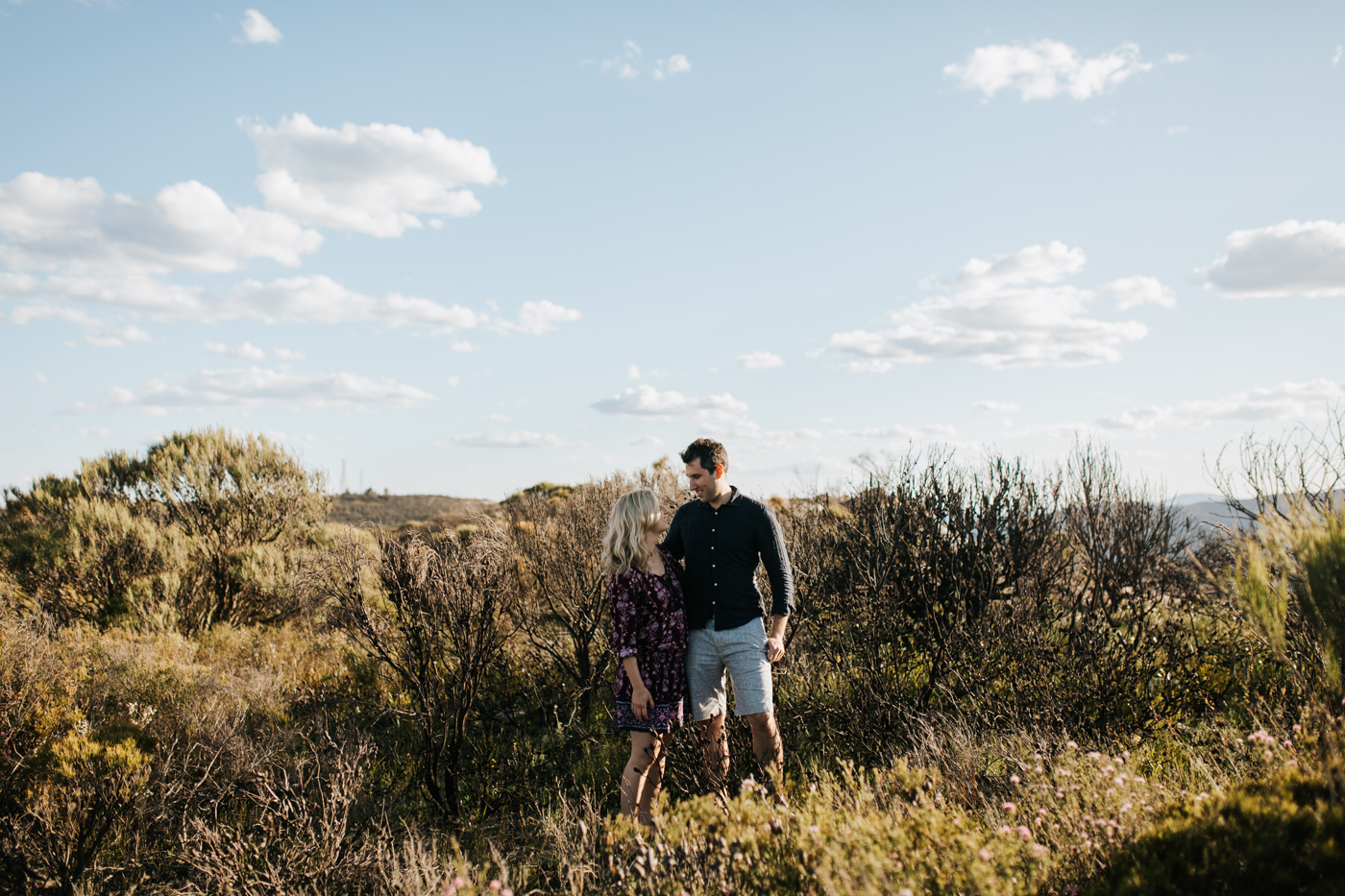 Emma & Ben - Blue Mountain Sunset Engagement - Samantha Heather Photography-2.jpg