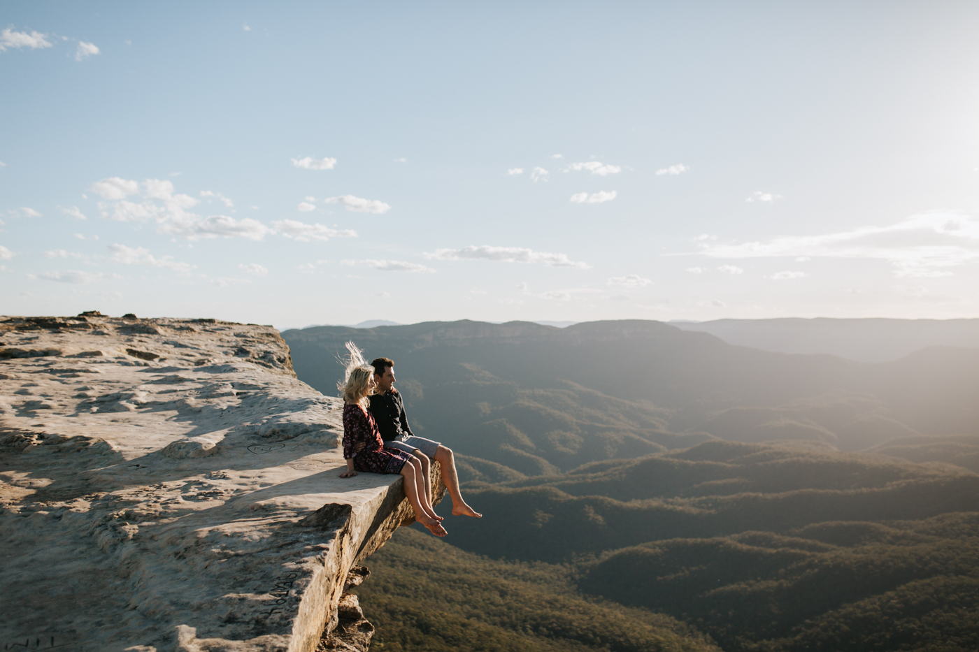 Emma & Ben - Blue Mountain Sunset Engagement - Samantha Heather Photography-12.jpg