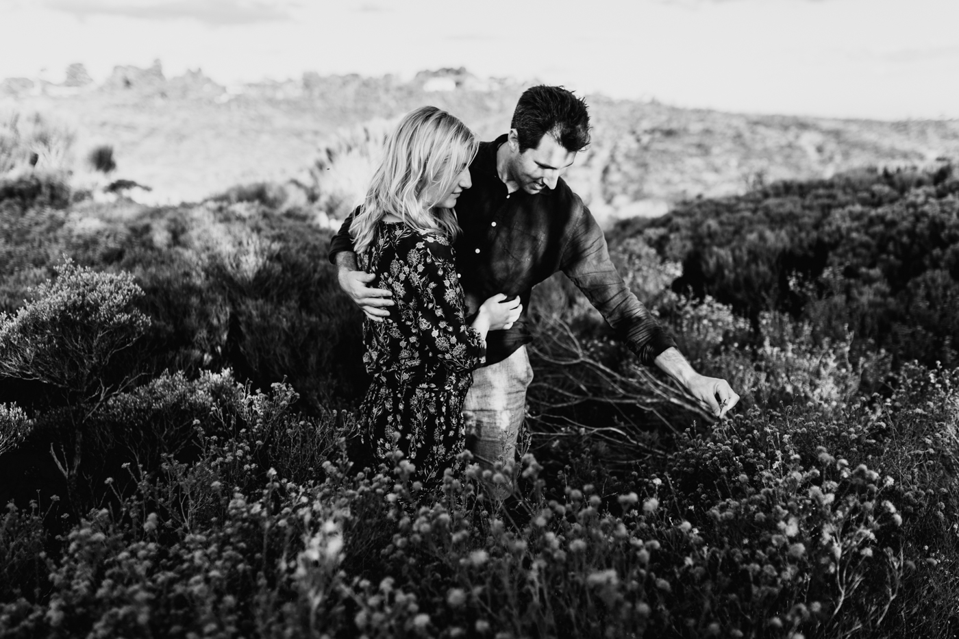 Emma & Ben - Blue Mountain Sunset Engagement - Samantha Heather Photography-42.jpg