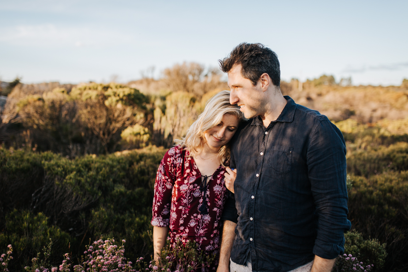 Emma & Ben - Blue Mountain Sunset Engagement - Samantha Heather Photography-49.jpg