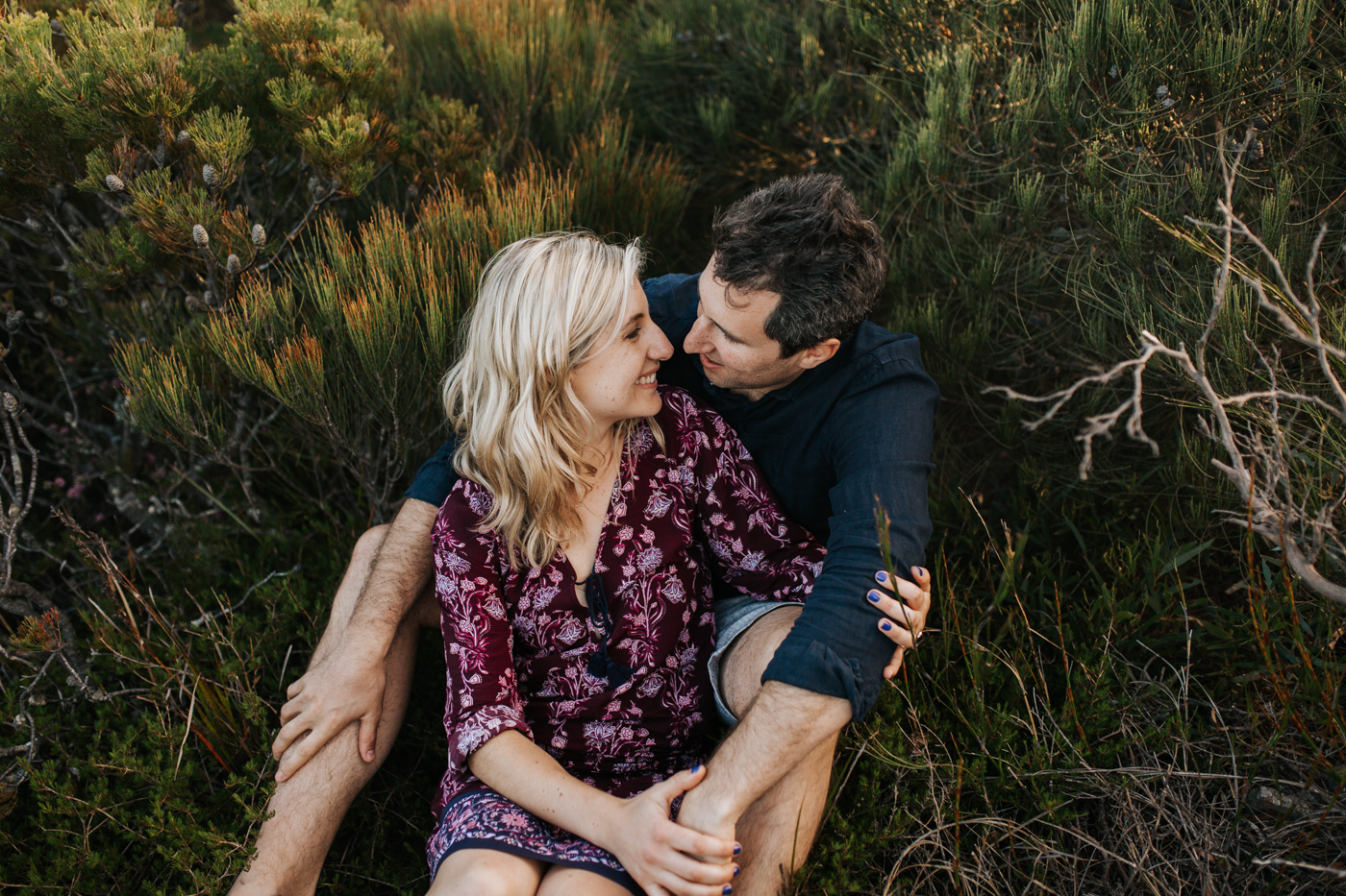 Emma & Ben - Blue Mountain Sunset Engagement - Samantha Heather Photography-51.jpg