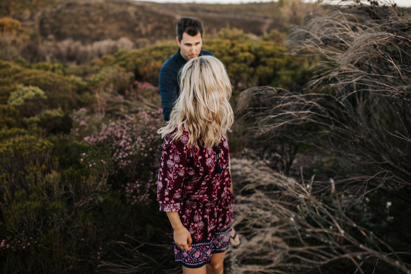 Emma & Ben - Blue Mountain Sunset Engagement - Samantha Heather Photography-61.jpg