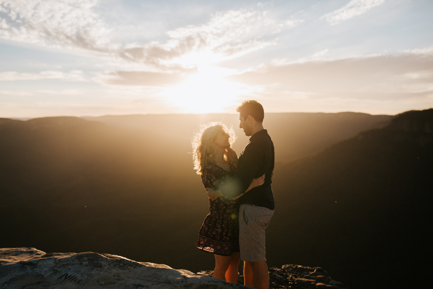 Emma & Ben - Blue Mountain Sunset Engagement - Samantha Heather Photography-79.jpg