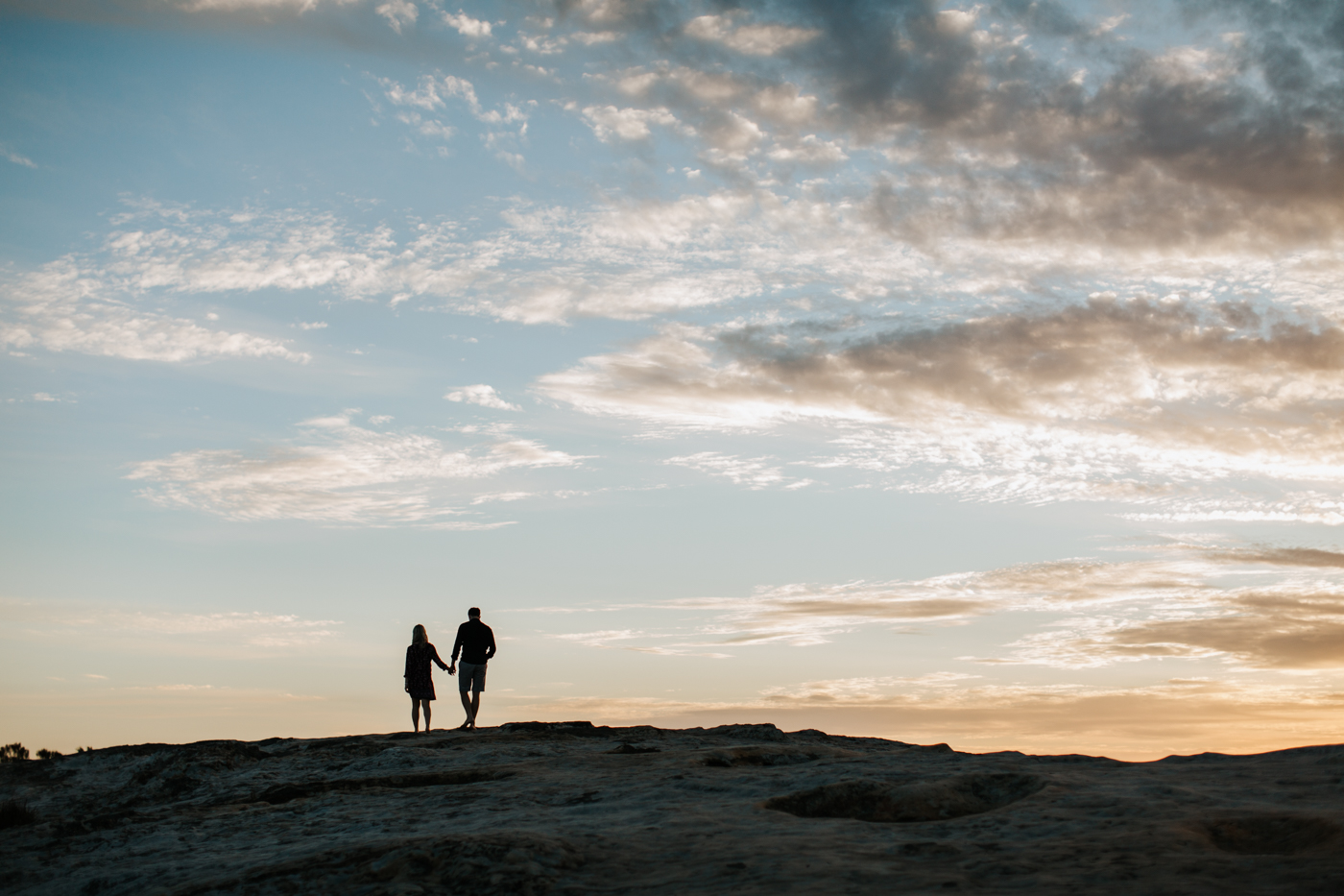 Emma & Ben - Blue Mountain Sunset Engagement - Samantha Heather Photography-100.jpg