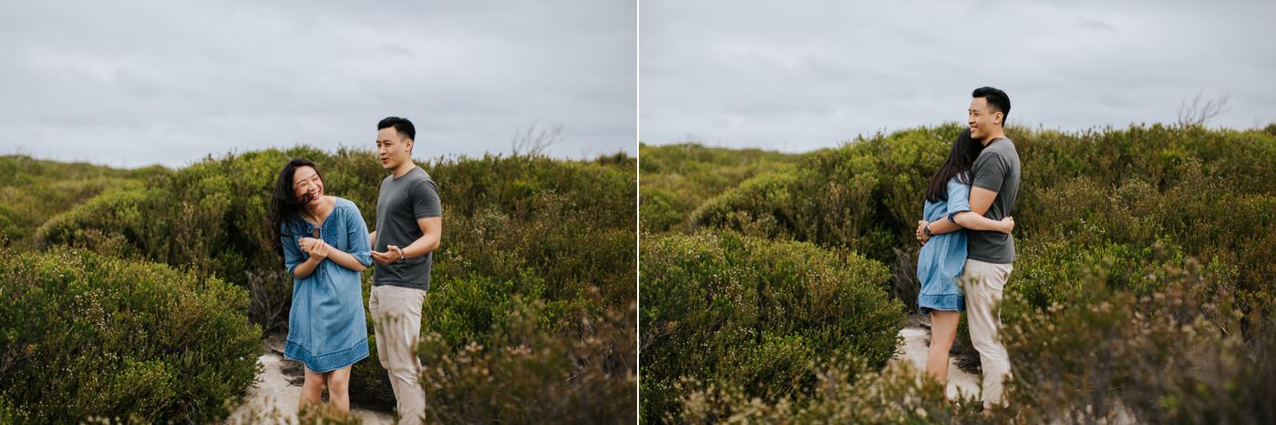 Lishien & Jason Engagement - Kurnell Cliffs - Samantha Heather Photography-1.jpg