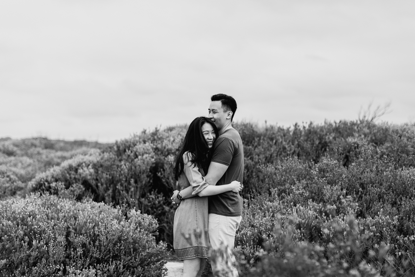 Lishien & Jason Engagement - Kurnell Cliffs - Samantha Heather Photography-4.jpg
