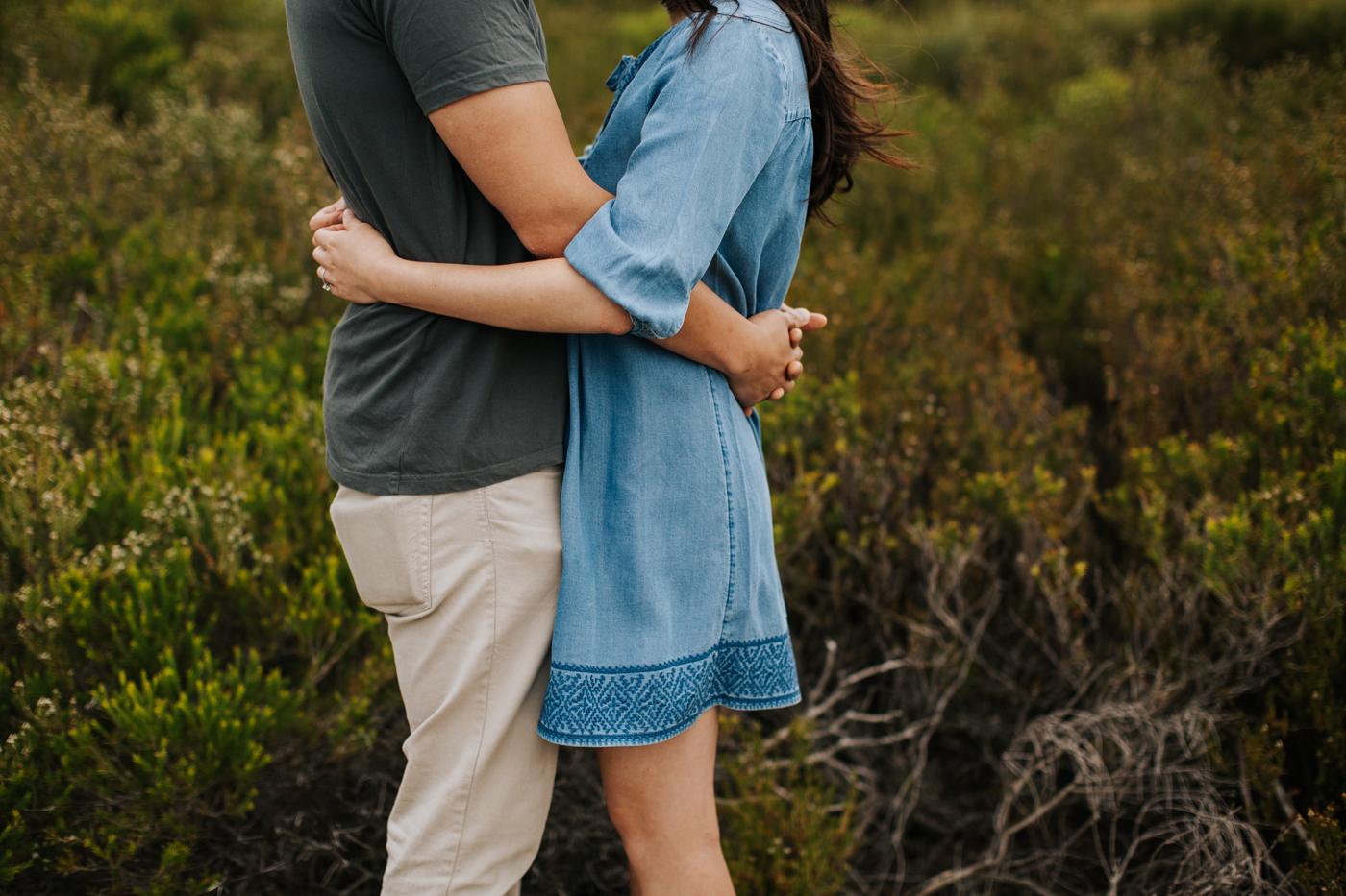 Lishien & Jason Engagement - Kurnell Cliffs - Samantha Heather Photography-8.jpg